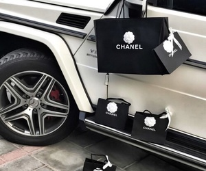 chanel, luxury, and car image