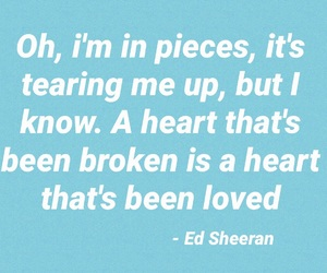 broken, ed, and quote image