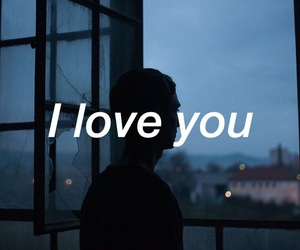 grunge, tumblr, and ich liebe dich image