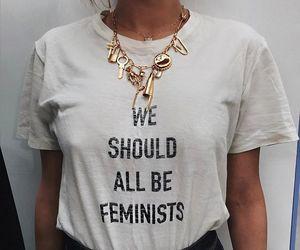 feminist, fashion, and girl image