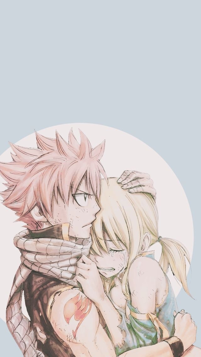 Natsu Lucy Wallpaper Shared By Prometheus On We Heart It