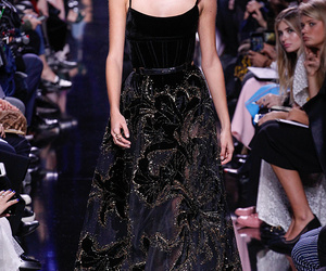 elie saab, fashion, and dress image