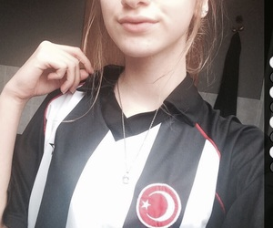 black, bjk, and red image