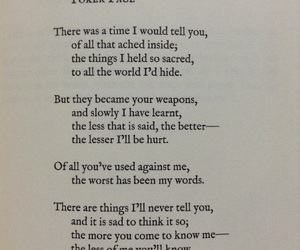 Lang Leav, poetry, and poker face image