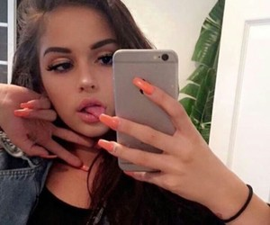 maggie lindemann and Maggie image