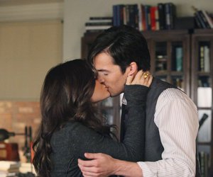 beijo, aria, and pretty little liars image