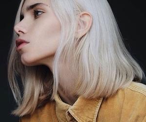 artsy, girl, and tumblr girl image