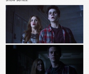 mtv, teen wolf, and holland roden image