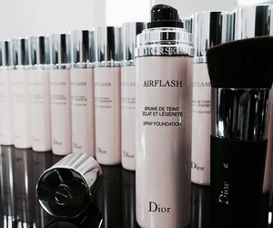 beauty, dior, and cosmetics image