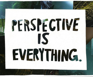 quote, perspective, and text image