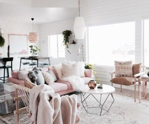 comfy, cushions, and pink image