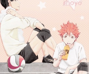 volleyball, haikyuu, and anime image