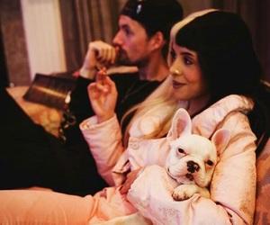 melanie martinez, dog, and cry baby image