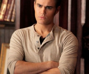 paul, tvd, and salvatore image
