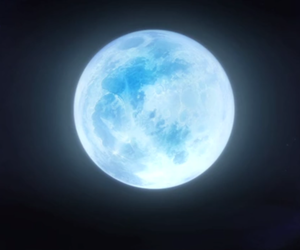 background, moon, and diabolik lovers image