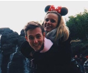 couple, disney, and dutch image