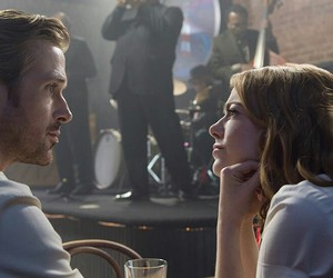 la la land, couple, and emma stone image