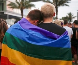 lgbt, love, and gay image