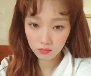 lee sung kyung, model, and actress image