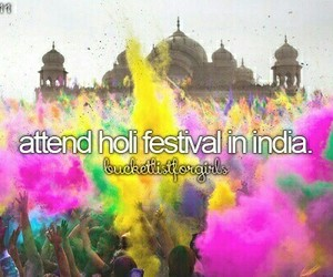 festival, india, and bucket list image