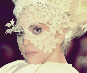chic, lace, and Lady gaga image