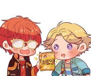 707 and yoosung image