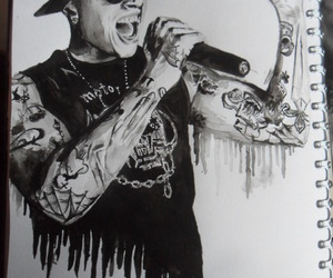 a7x, art, and avenged sevenfold image