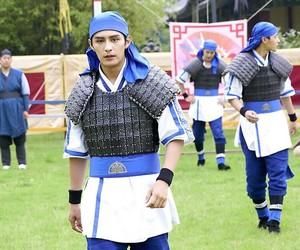 kdrama, hwarang, and do ji han image