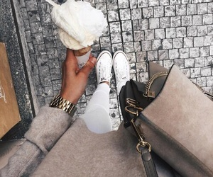 fashion, ice cream, and style image