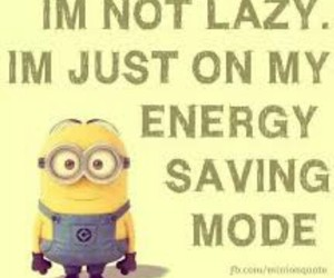 minions, funny, and Lazy image