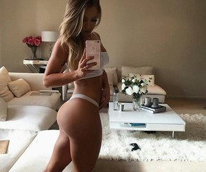 ass, booty, and diet image