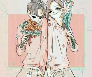 fanart, Seventeen, and joshua image