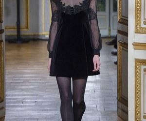 fashion, dresses, and runway image
