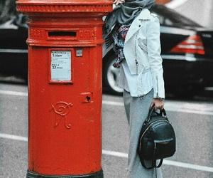 hijab, clothes, and eyes image