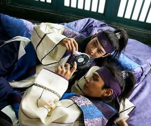 hwarang, kdrama, and do ji han image