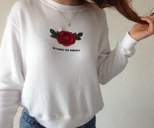 rose, fashion, and style image