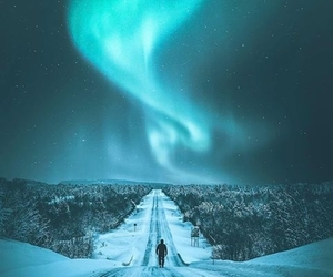 landscape, travel, and winter image