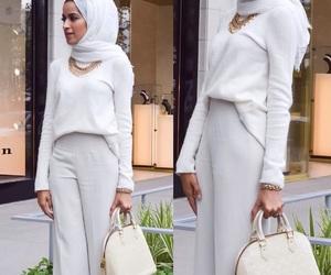 pretty, müslimah, and hijabista image