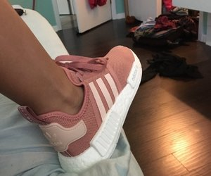 adidas, cute, and pink image