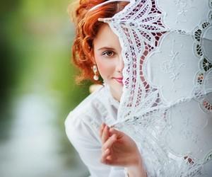 beautiful, vintage, and dress image