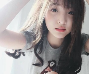 asian girls, ulzzang, and cute girls image