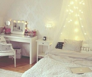 lights, rooms, and cute image