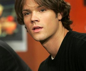 supernatural, jaredpadalecki, and samwinchester image
