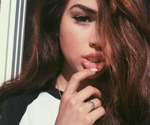 girls, cute, and maggielindemann image