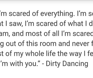 dirty dancing, i, and idee image