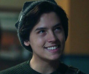 cole sprouse, riverdale, and icons image