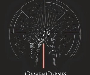 star wars, darth vader, and game of thrones image