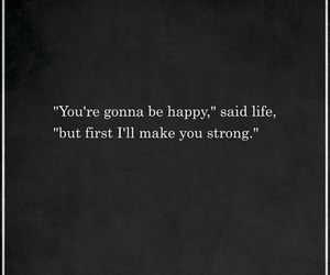 good, tough, and bestrong image