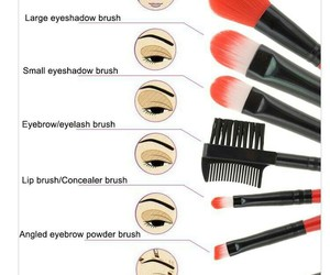 beauty, style, and Brushes image