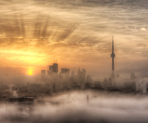 toronto, beautiful, and canada image